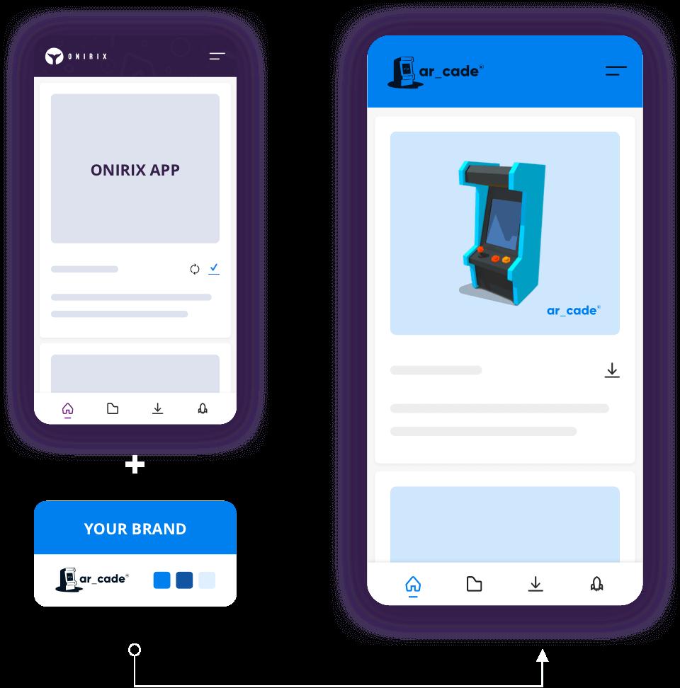 custom AR apps