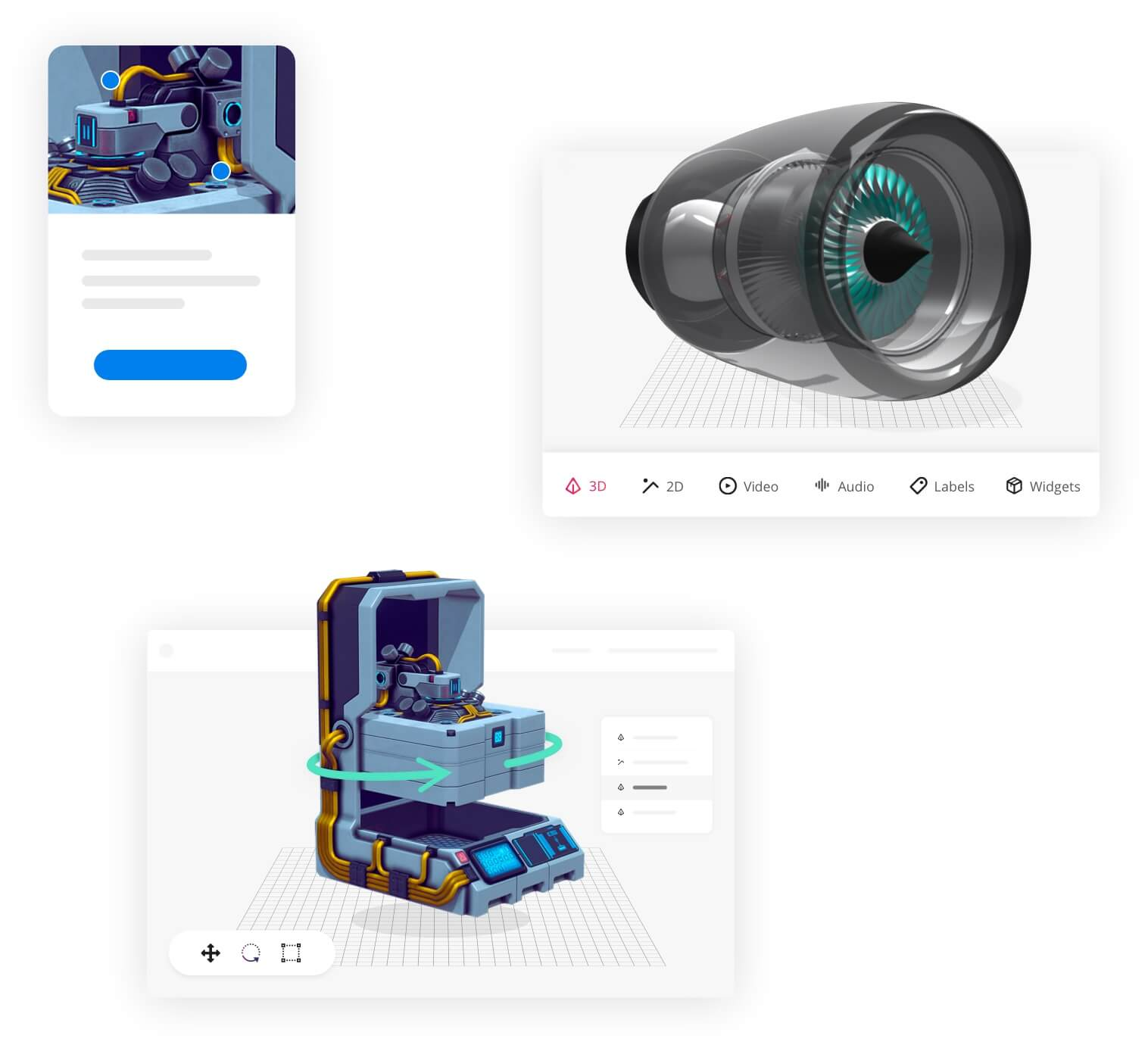 Your own Augmented Reality content